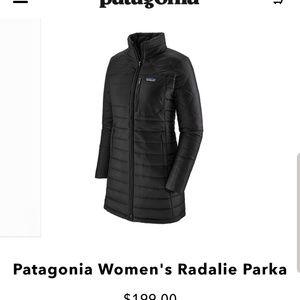 Women's Patagonia Coat
